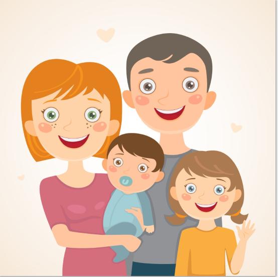 12 características de una familia saludable   blog del diseÑo de la
