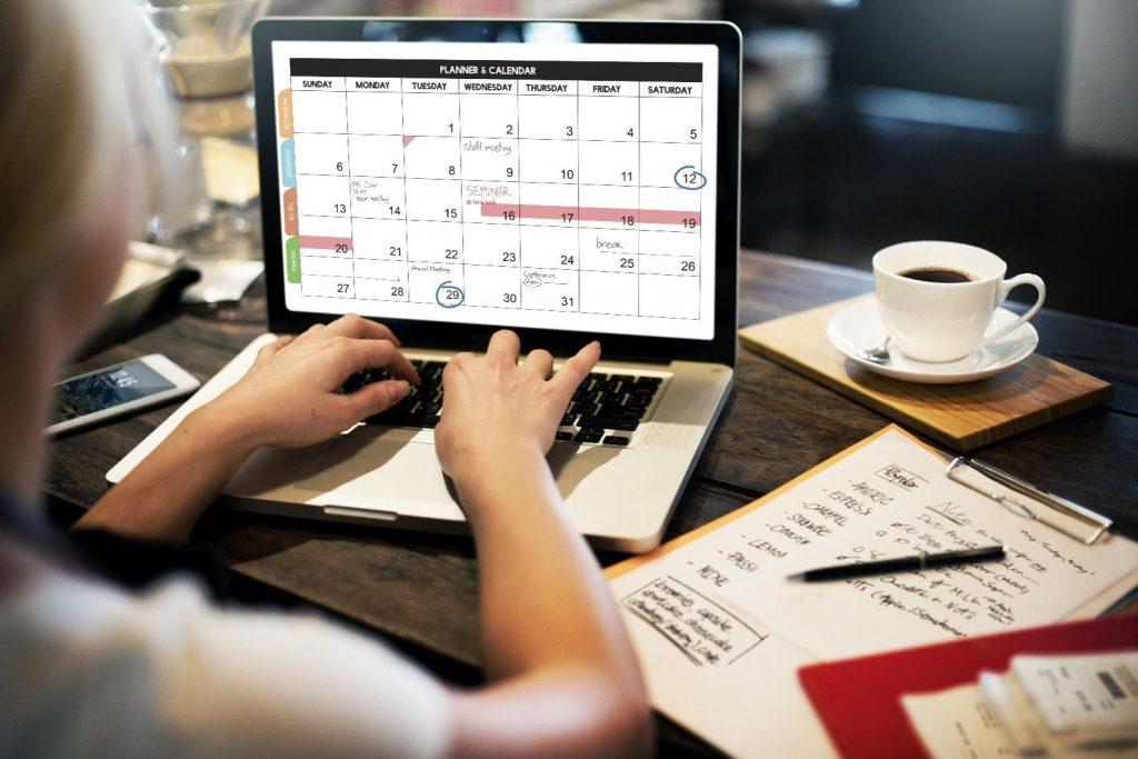 Las 5 claves de la administración efectiva del tiempo. Clave 2 La agenda.